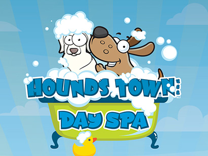 houndstown day spa graphic