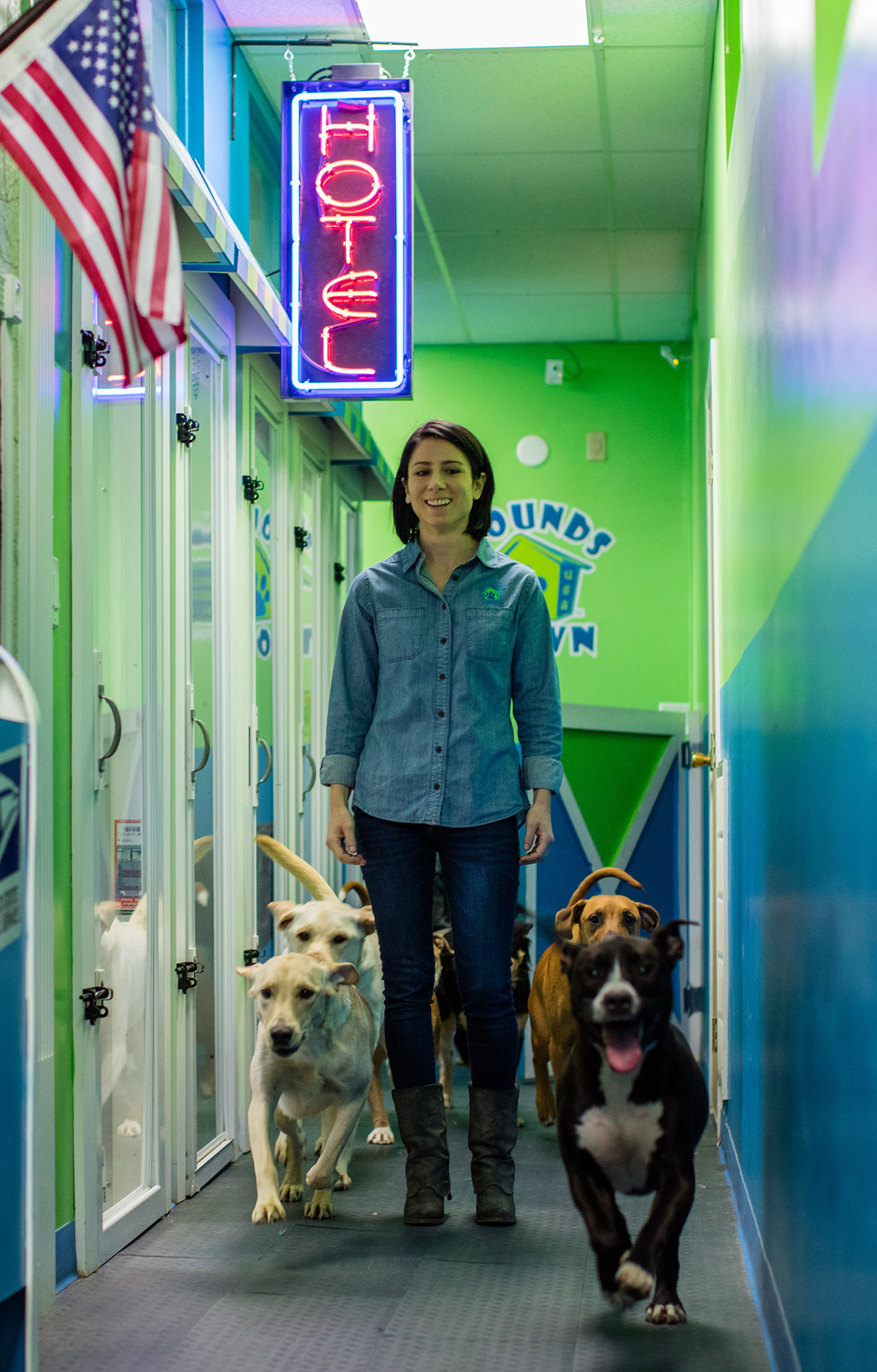 Doggie Daycare Franchise Hounds Town USA to Open Two Locations in New Jersey